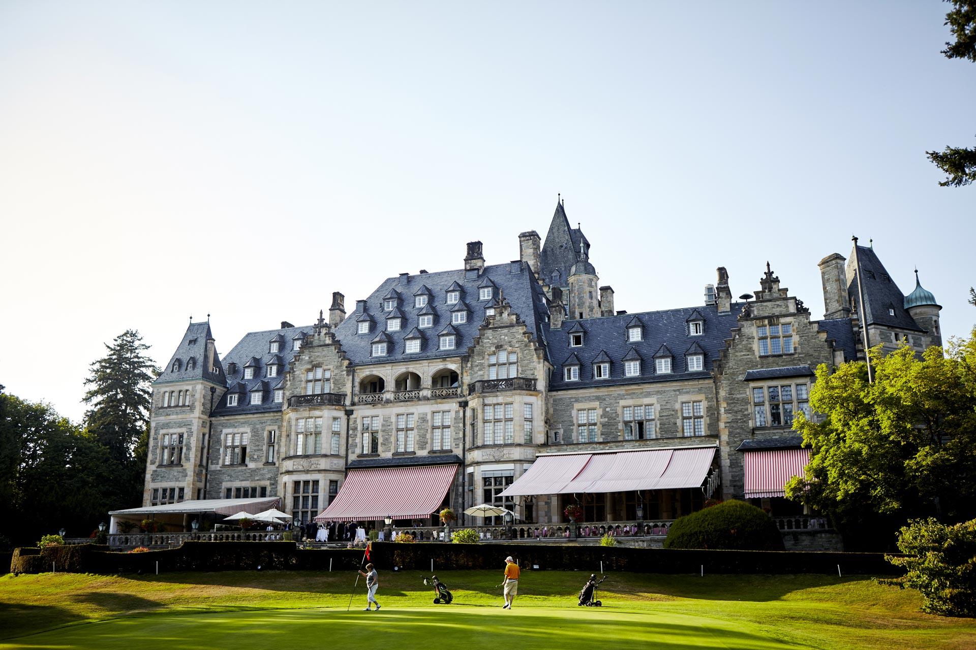 EUROPEAN EXCHANGE – EUREX TERMINBÖRSE, Schlosshotel Kronberg
