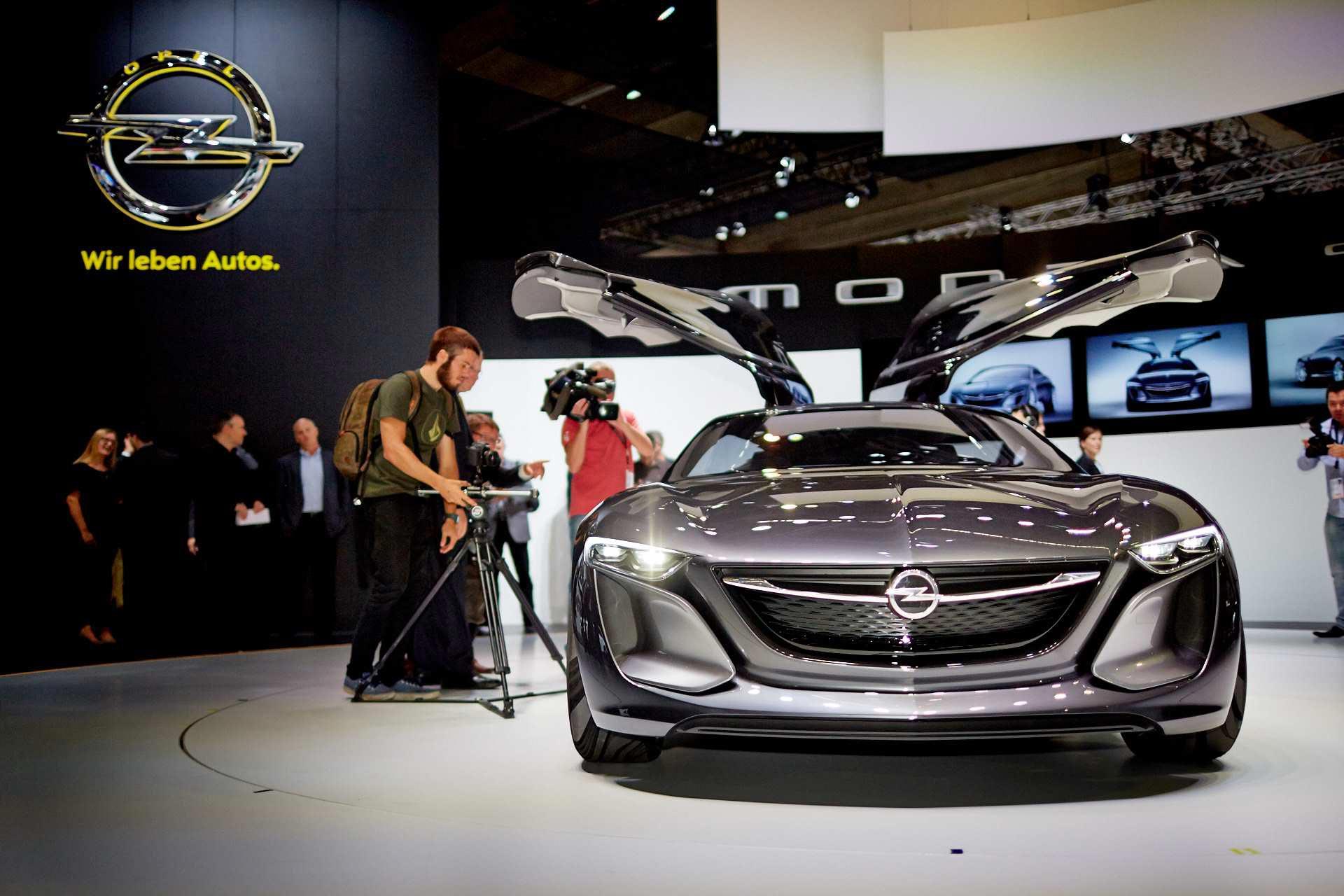 Adam Opel AG, Rüsselsheim