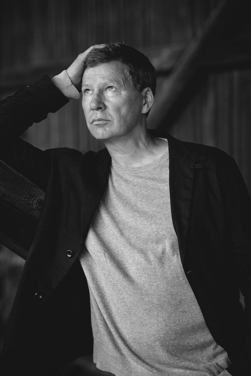 Schauspieler Rainer Ewerrien